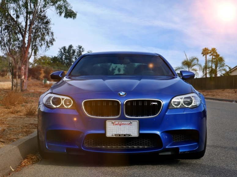 F10 M5 Front